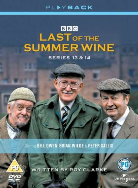 Last Of The Summer Wine Series 13 And 14 Dvd Zavvi