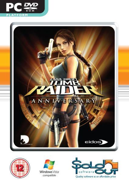 Tomb Raider - Édition Anniversaire