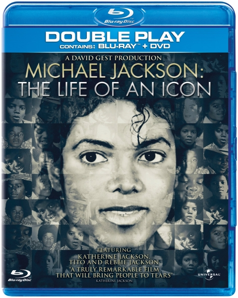 Michael Jackson: The Life of an Icon (Includes DVD Copy)