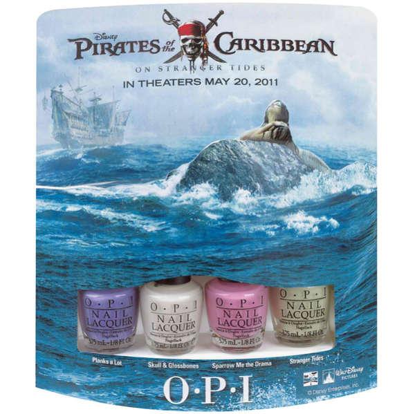 OPI Pirates Of The Caribbean Mini Pack