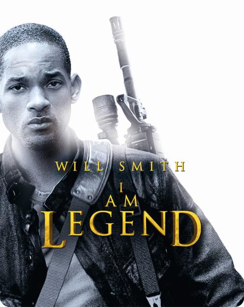 I Am Legend - Steelbook Edition Blu-ray | Zavvi.com
