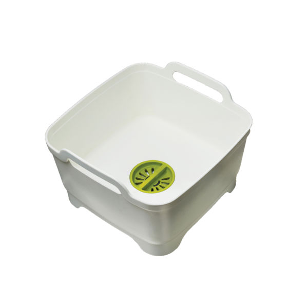 Joseph Joseph Wash and Drain Washing Up Bowl - Green