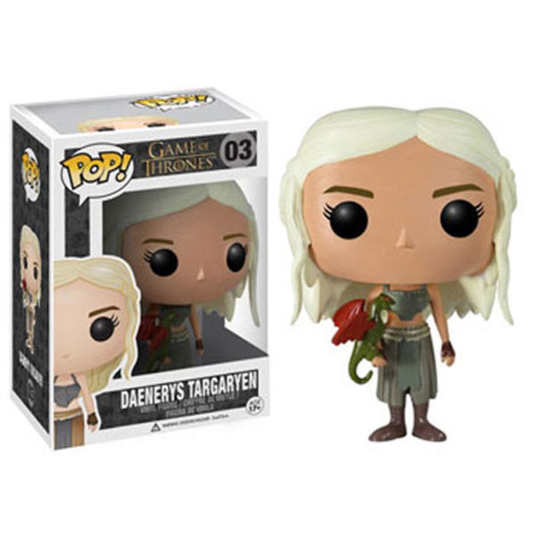 Figurine Pop! Daenerys Targaryen Game Of Thrones