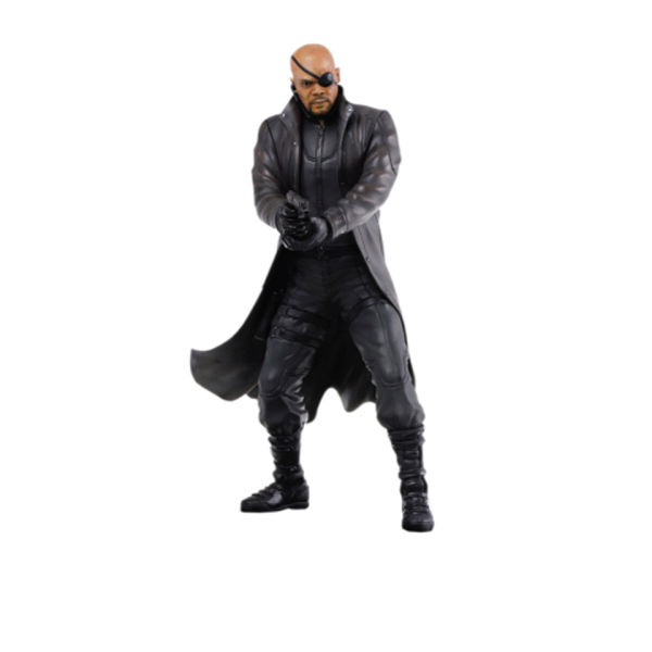 Figurine Nick Fury  Heroes Marvel Captain America