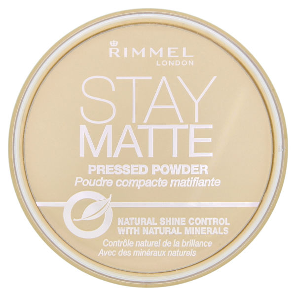 Image result for rimmel stay matte pressed powder transparent