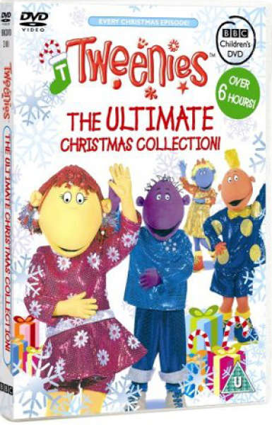Ultimate Christmas Collection: Tweenies - The Ultimate Christmas Collection DVD