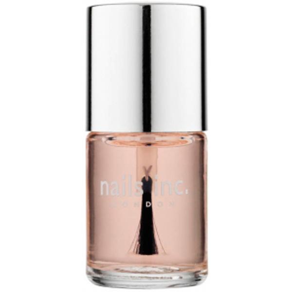 Nails Inc Kensington Caviar Top Coat 10ml Image 1
