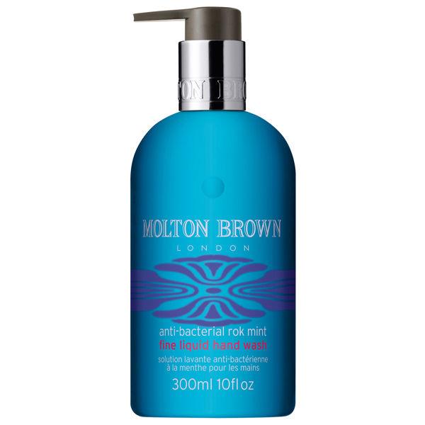 Molton Brown Anti Bacterial Rok Mint Fine Liquid Hand Wash