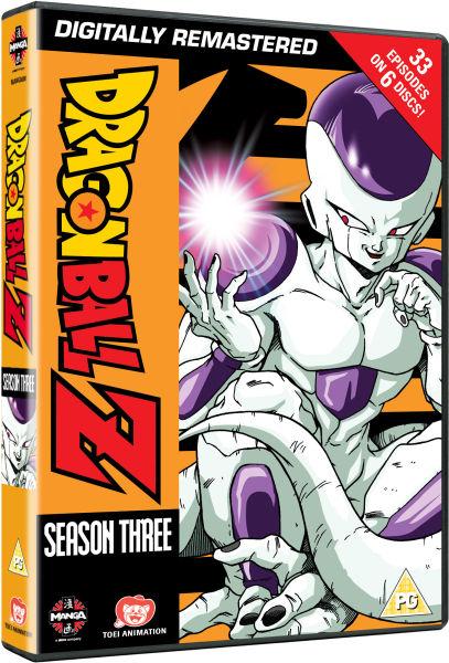 Dragon Ball Z - Season 3