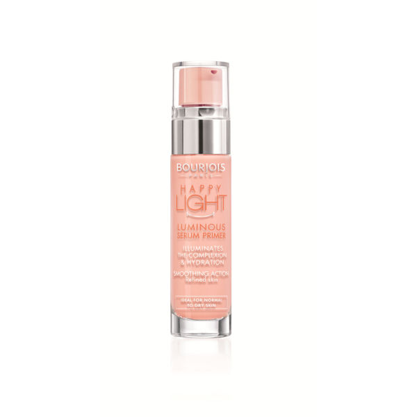 Prebase iluminadora Happy Light de Bourjois