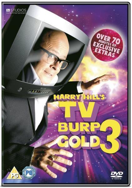 Harry Hills TV Burp Gold 3