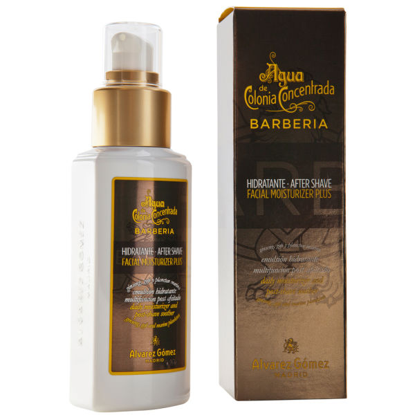 Agua de Colonia Barberia Facial Moisturiser Plus