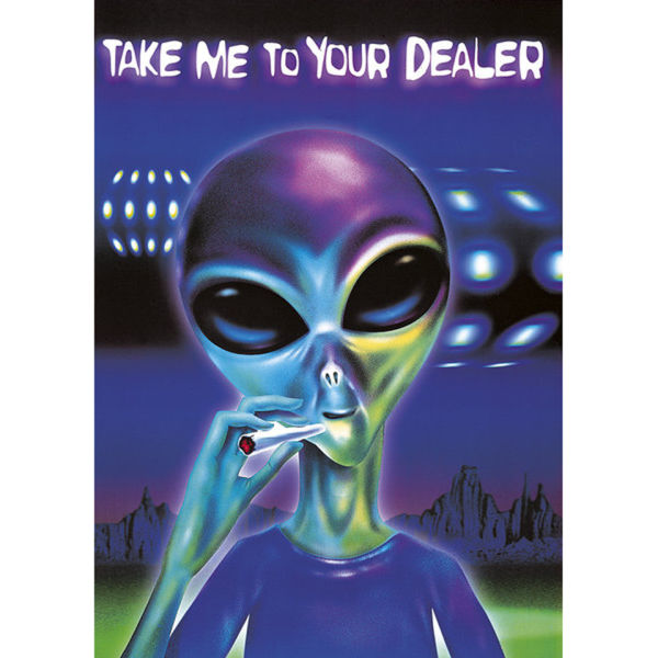 Take Me To Your Dealer - Maxi Poster - 61 x 91.5cm