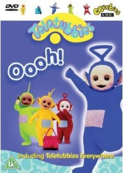 Teletubbies Oooh Dvd Zavvi