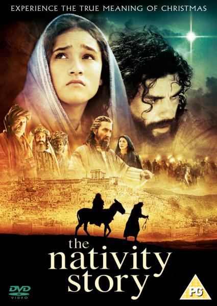The Nativity Story Dvd Zavvi
