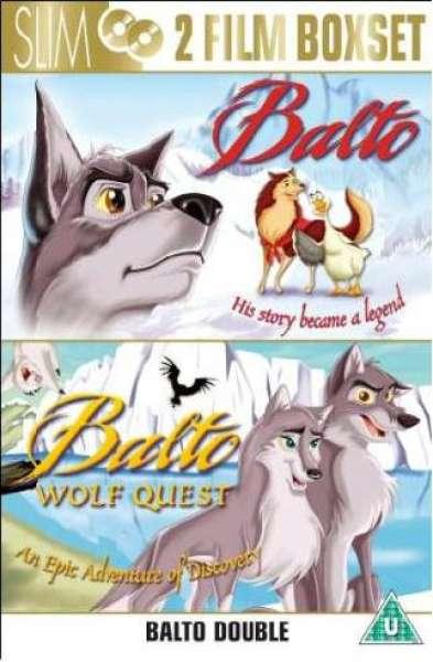 Balto / Balto 2: The Wolf Quest