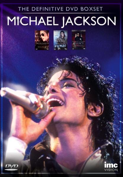 Michael Jackson: The Definitive Box Set
