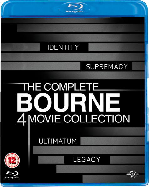 The Complete Bourne Movie Collection