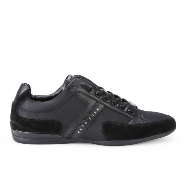 BOSS Green Men's Spacit Trainers - Black