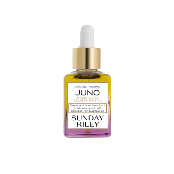 Huile visage Sunday Riley Juno Hyrdoactive Cellular