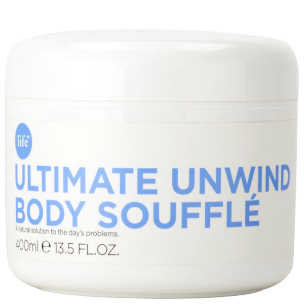 Life NK Ultimate Unwind Body Souffle (400ml)