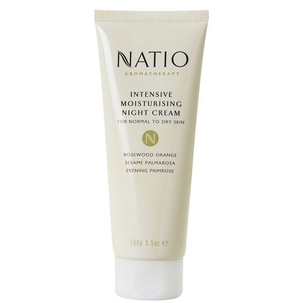 Natio Intensive Moisturizing Night Cream (100G)