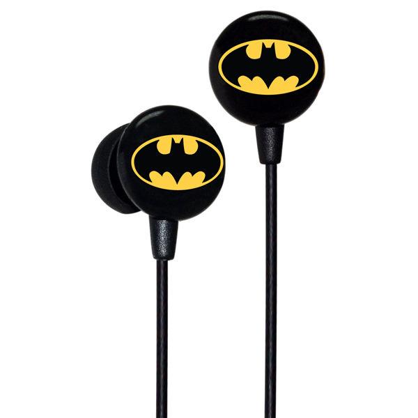 Ihip Dc Comics Batman Logo Printed Earphones Electronics