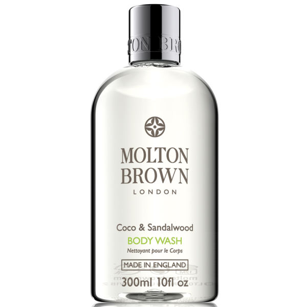 molton brown coco sandalwood duschgel gratis lieferservice weltweit. Black Bedroom Furniture Sets. Home Design Ideas