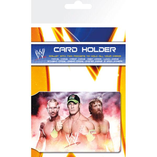 Porte-Cartes WWE Team