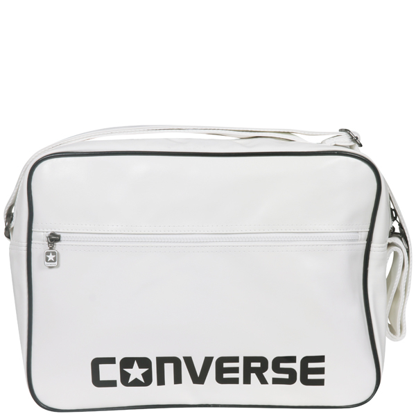 Converse Player PU messenger bag in bright white Mens Accessories ... fce3088b45979