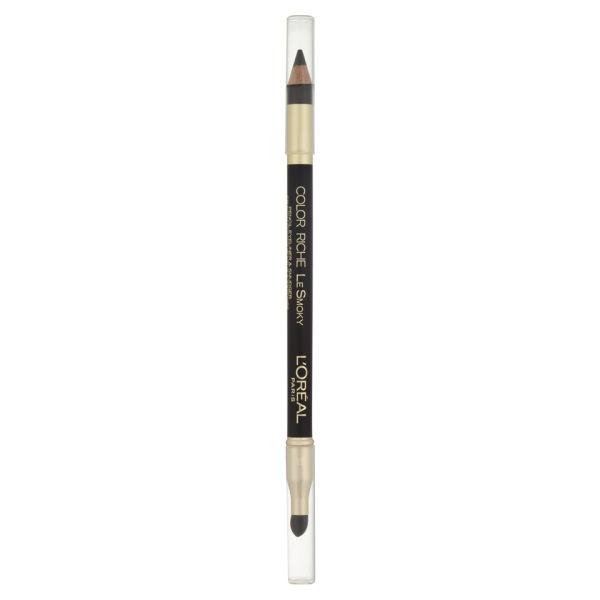 L'Oreal Paris Colour Riche Le Smoky Pencil Eyeliner & Smudger (Various Shades)
