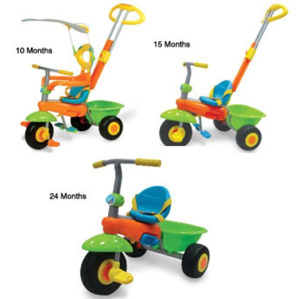 Remote Control Toy Cars Smart Trike Plus Unisex Toys | TheHut.com