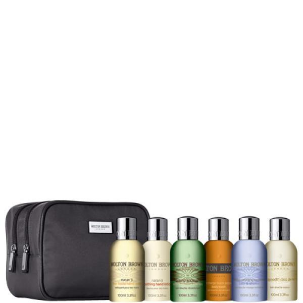 Bath & Body Travel Essentials