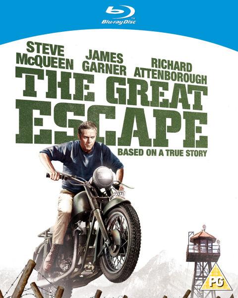 The Great Escape Blu Ray