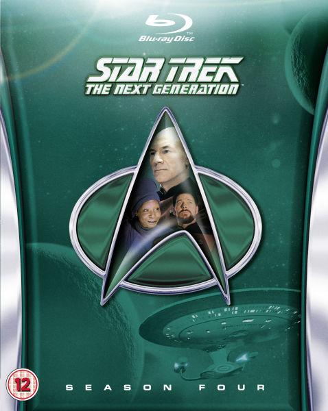 Star Trek : la nouvelle génération -Saison 4