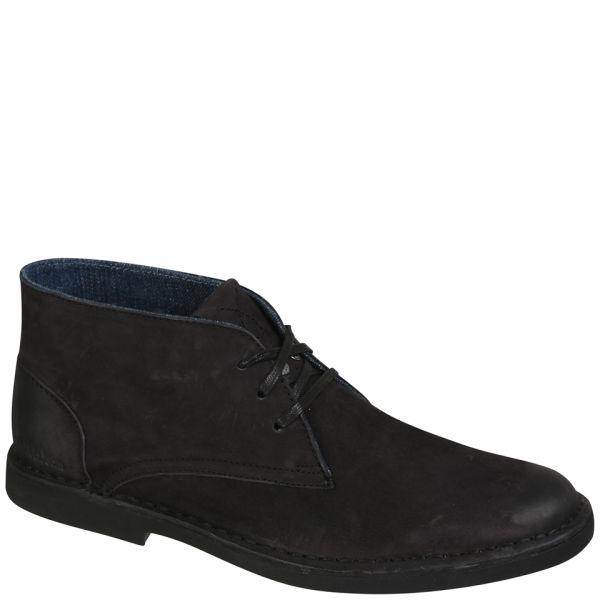 CK Jeans Men's Henri Chukka Boots - Black