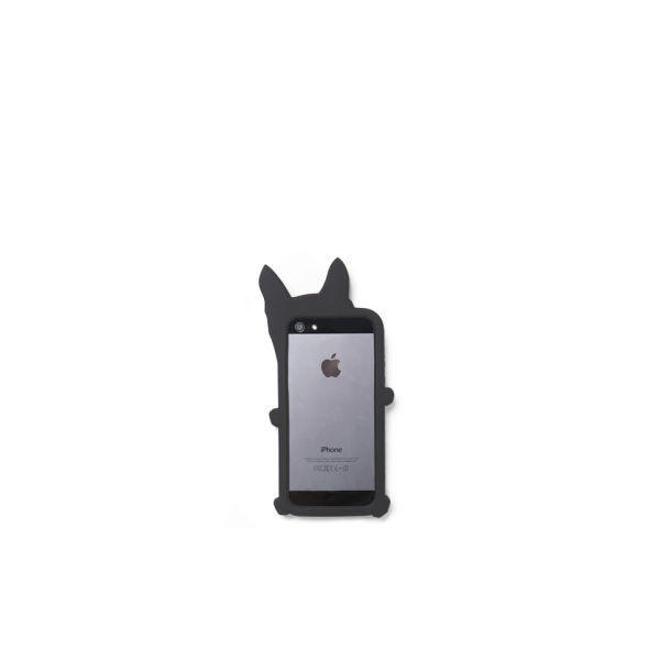 Marc by Marc Jacobs Olive Rail iPhone 5 Case - Black