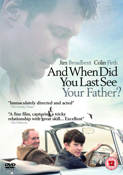 And When Did You Last See Your Father Dvd Zavvi