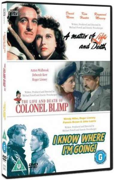 Life And Death Of Col. Blimp/A Matter Of Life And Death