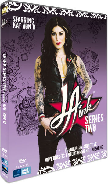 LA Ink Series Two