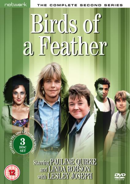 Birds Of A Feather - Series 2