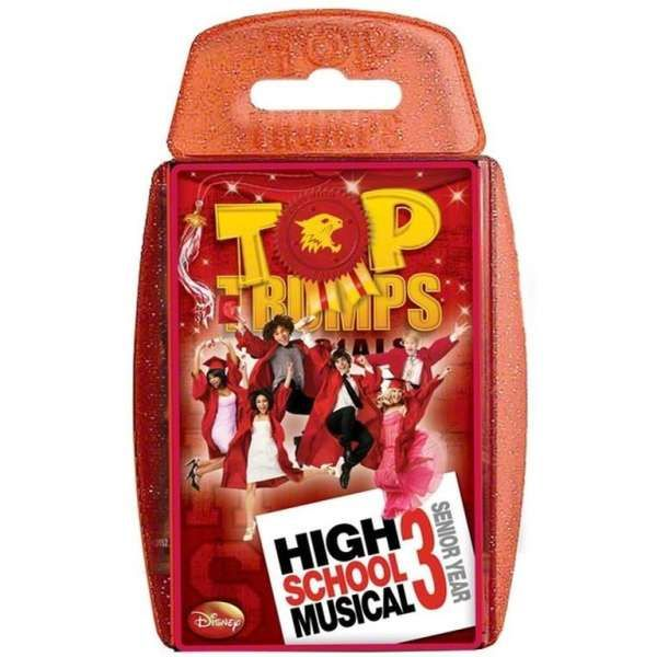 Top Trumps - High School Musical 3
