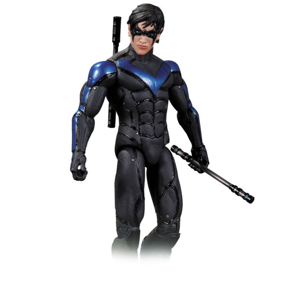 Batman Arkham City: Series 4: Nightwing Action Figure | IWOOT