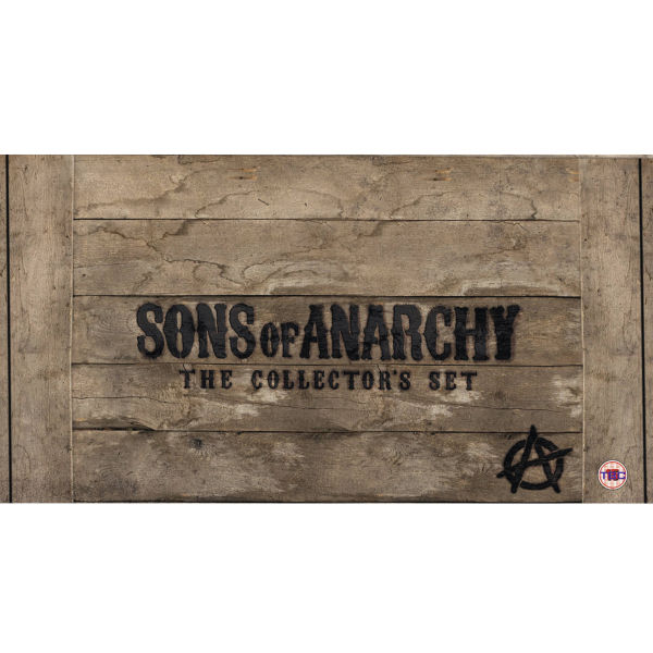 SONS OF ANARCHY DVD COLLECTION