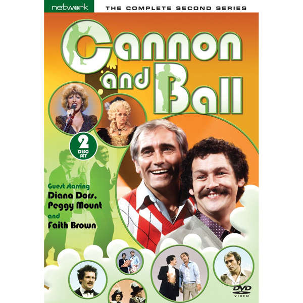 Cannon and Ball - Complete Series 2