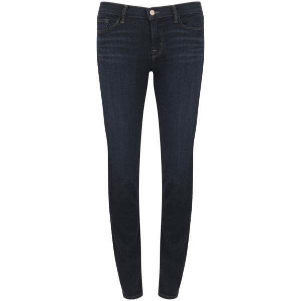 J Brand Women's Maria High Rise Skinny Jeans - Starless