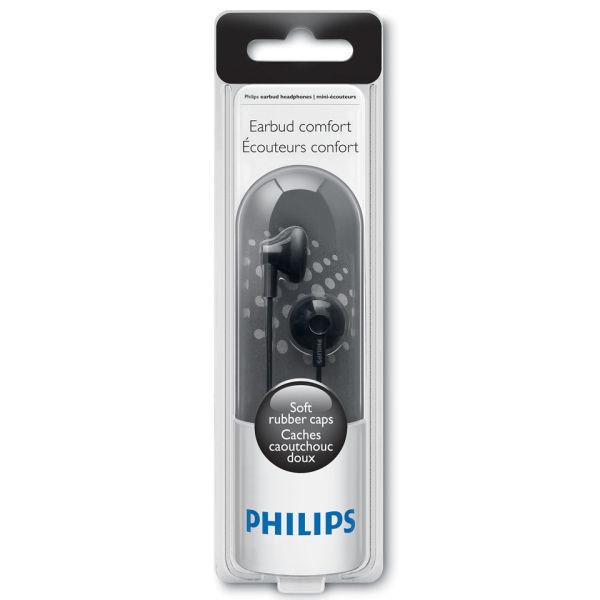 Cheap headphones class set - Philips Precise (Black) Overview