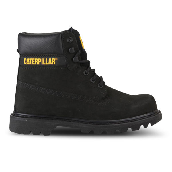 Caterpillar Women's Colorado Leather/Suede Boots - Black