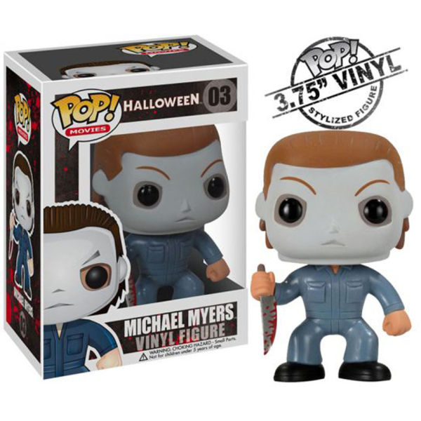 Figurine Pop! Micheal Myers Halloween