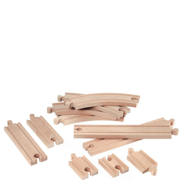 Brio Beginner Expansion Train Track Set